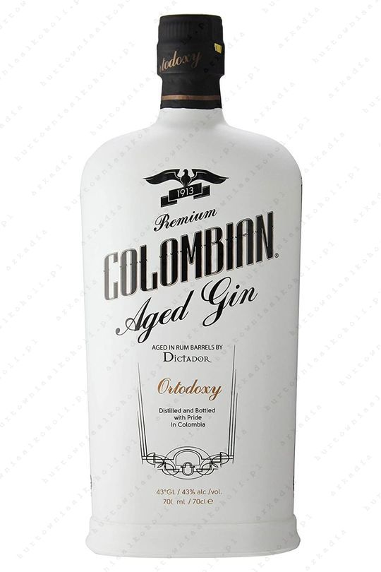Colombian Dictator White 40% 0,7l
