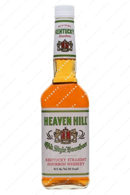 Heaven Hill White 40% 0,75l