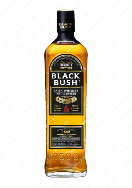 Bushmills Blackbush 40% 0,7L