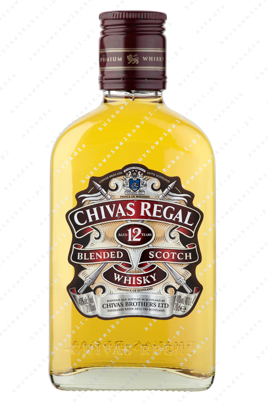 Chivas Regal 12Y 40% 0,2l