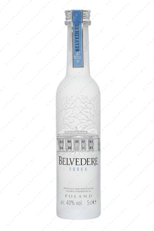 Belvedere Vodka 40% 0,05L