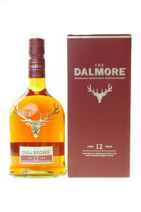 Dalmore Single Malt 12Y 40% 0,7L kartonik