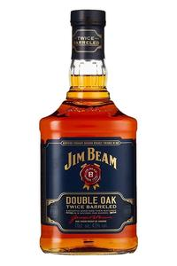 Bourbon Jim Beam Double Oak 43% 0,7l