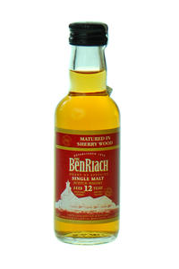 Benriach Sherry 12Y 46% 0,05l