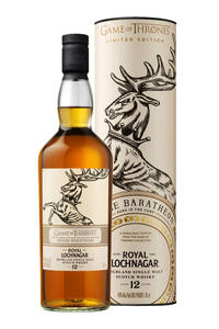 Game of Thrones House Baratheon Royal Lochnagar 0,7l
