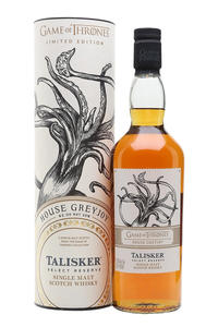 Game of Thrones House Grey Joy Talisker Single Malt  40% 0,7l