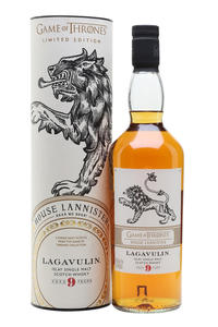 Game of Thrones House Lannister Lagavilin Single Malt 40%0,7l