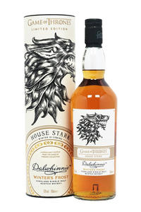 Game of Thrones House Stark Dalwhinnie Single Malt 43% 0,7l