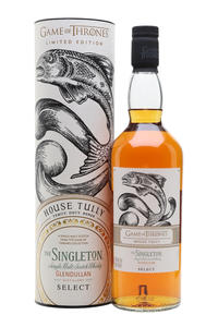 Game of Thrones House Tully Singelton Single Malt 43% 0,7l