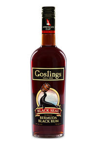 Goslings Black Seal Bermuda 40% 0,7l