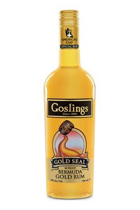 Goslings Gold Seal Bermuda 40% 0,7l