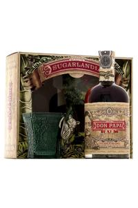 Don Papa SUGARLANDIA BOX  40%  0,7l