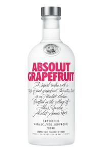 Absolut Grapefruit  40%  0,7l