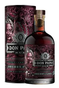 Don Papa Sherry 45%  0,7l Gb