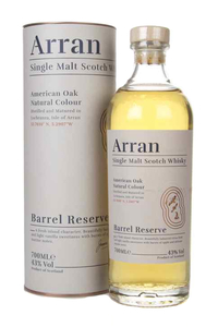 Arran Barrel Reserve Single Malt 43% 0,7l