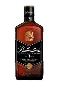 Ballantine's 7Y Burbon Finish 40% 0,7l