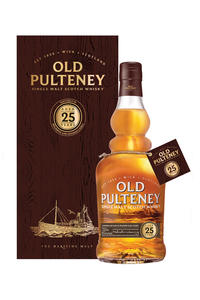 Old Pulteney Single Malt 25Y 46% 0,7l
