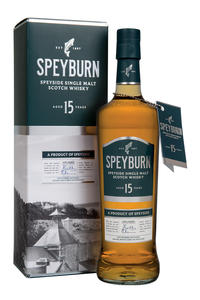 Speyburn  Single Malt 15Y 46% 0,7l