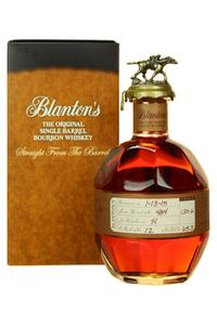 Blanton's Straight From Barrel 64,8% 0,7L