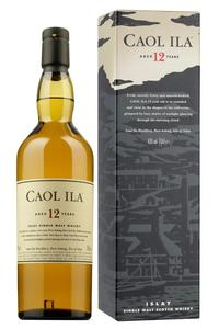 Caol Ila Single Malt 12Y 43% 0,7l