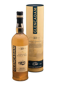 Glencadam  Single Malt 10Y  46%  0,7l