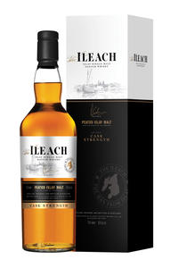 Ileach Single Malt Cask Strenght  58% 0,7l