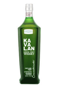 Kavalan Single Malt Concertmaster Whisky 0,7 40,0%
