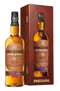 Knockando Single Malt 15Y Coffret 43% 0,7l