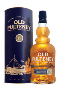 Old Pulteney  Single Malt 17Y 46% 0,7l