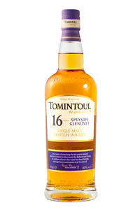 Tomintoul Single Malt 16Y 40% 0,7l