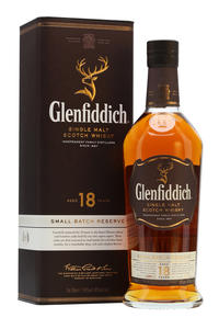 Glenfiddich Single Malt 18Y 40% 0,7l