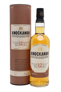Knockando Single Malt  12Y 43% 0,7l