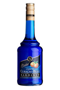 Bardinet Syrop Curacao Blue 0,7l  Alcohol Free