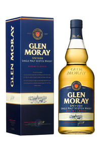 Glen Moray Single Malt Classic 40% 0,7l