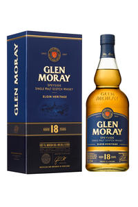 Glen Moray Single Malt  18Y 47,2% 0,7l