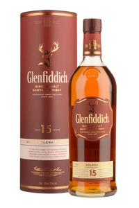 Glenfiddich Single Malt 15Y 40% 1l