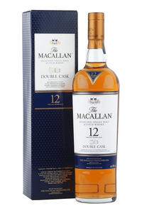 Macallan 12Y Double Cask Single Malt 40% 0,7l