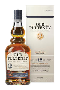 Old Pulteney Single Malt 12Y 40% 0,7l