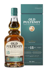 Old Pulteney  Single Malt 15Y 46% 0,7l
