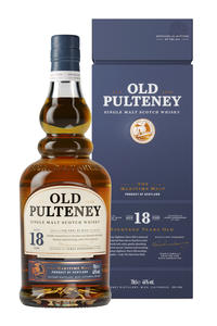 Old Pulteney  Single Malt 18Y 46% 0,7l