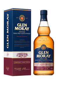 Glen Moray Single Malt  Cabernet 40% 0,7l