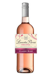 Lamothe Parrot Original Rose 0,75l