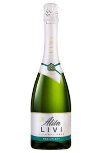 Alita Livi Alcohol Free Medium Dry 0,75l  MVP