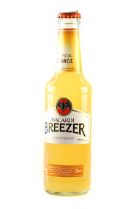 Bacardi Breezer Orange 4% 0,275L