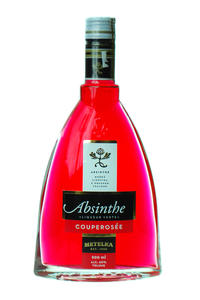 Absinthe Couperosee 60% 0,5l