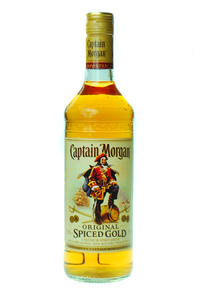 Captain Morgan Spiced Gold 40% 0,7L