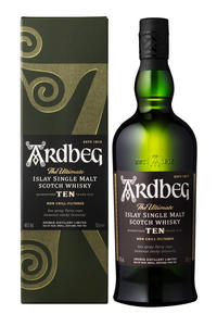 Ardbeg Single Malt 10Y 46% 0,7L