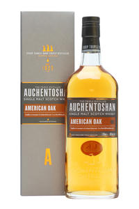 Auchentoshan American  Oak Single Malt  40% 0,7l