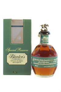 Blanton's Single Barrel Special Reserve 0,7l