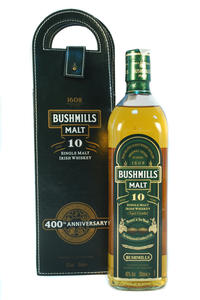 Bushmills Single Malt 10Y 40% 0,7L